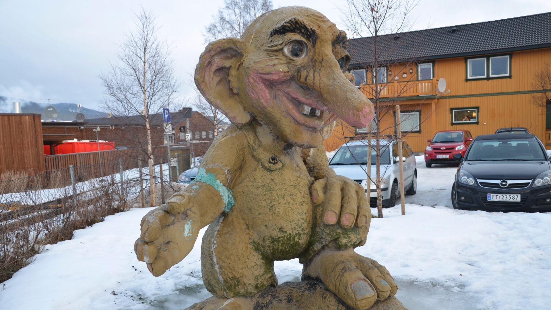 Ny Form Troll Collectors Club - Big Ny Form trolls